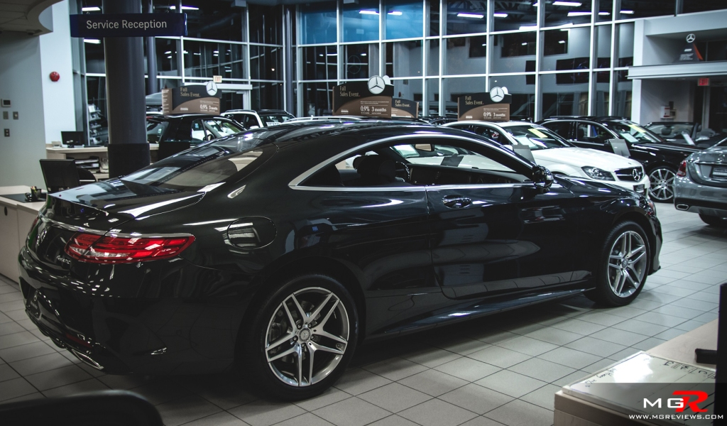 Mercedes-Benz S550 Coupe-10