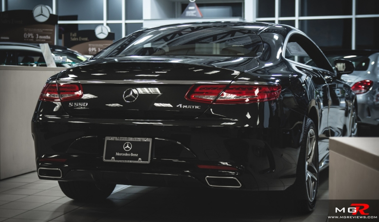 Mercedes-Benz S550 Coupe-2