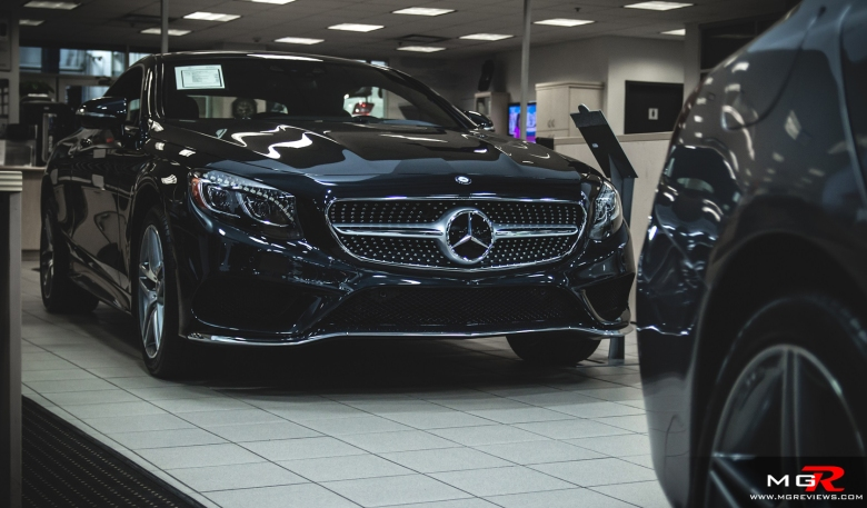 Mercedes-Benz S550 Coupe-4