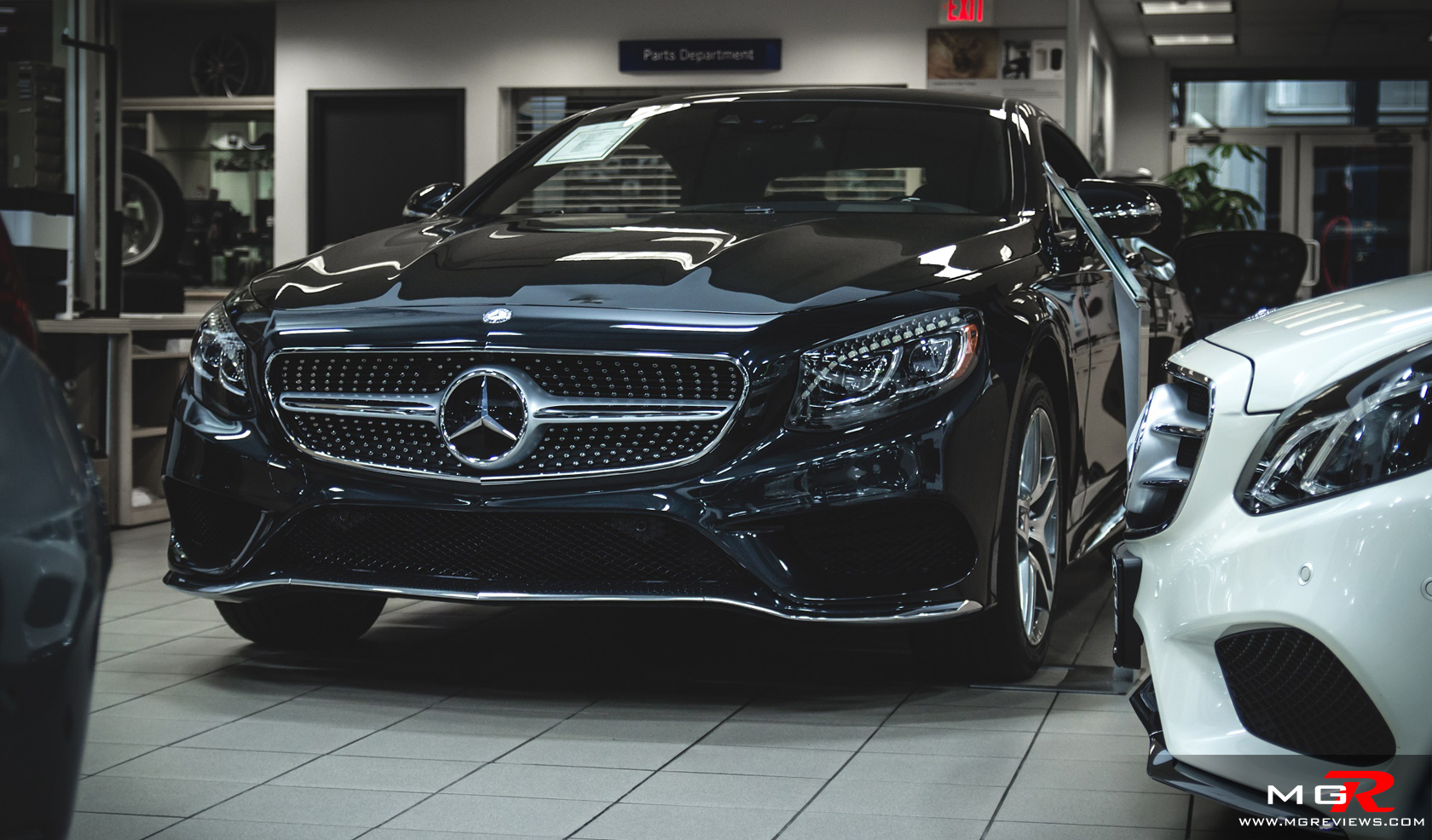 Photos: 2015 Mercedes-Benz S550 Coupe - M.G.Reviews