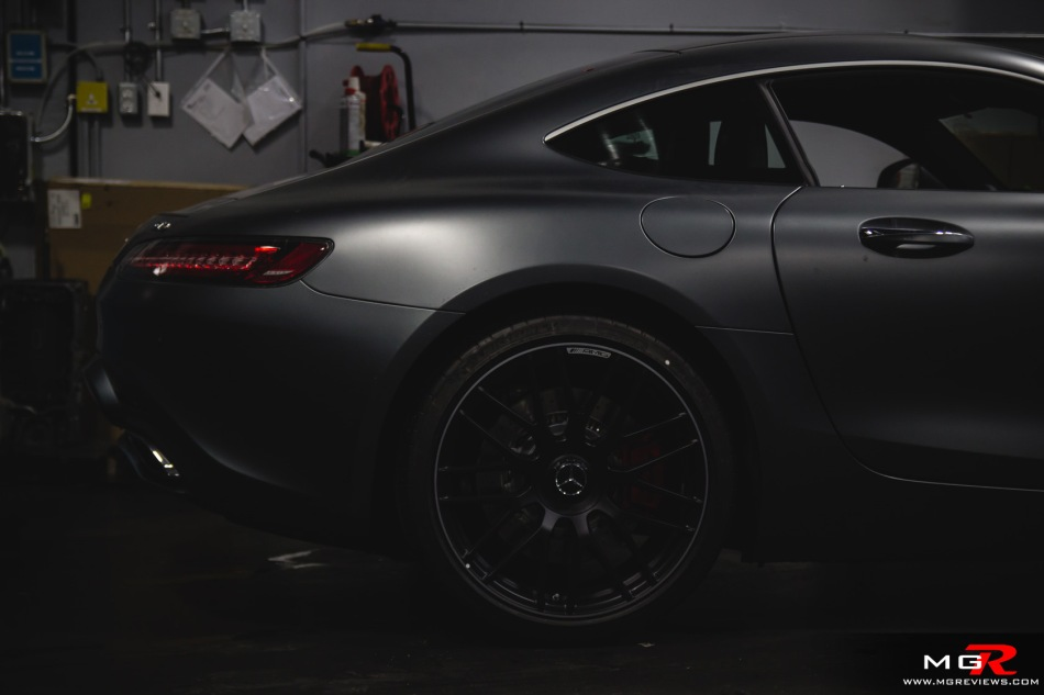 Mercedes-Benz AMG GT-S-1
