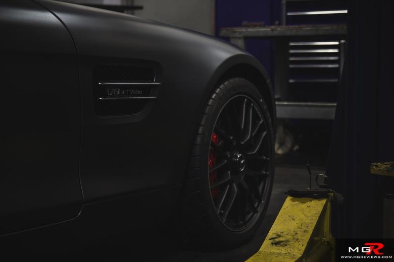 Mercedes-Benz AMG GT-S-2