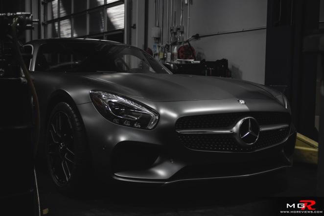 Mercedes-Benz AMG GT-S-4