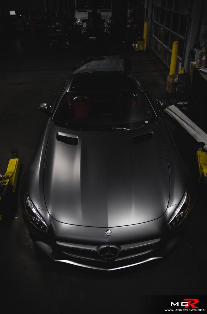 Mercedes-Benz AMG GT-S-8