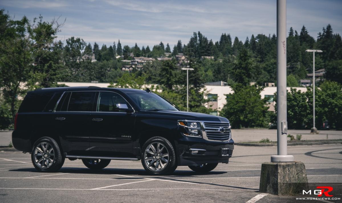 Review: 2016 Chevrolet Tahoe LTZ – M.G.Reviews