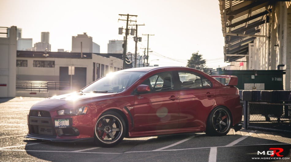 Mitsubishi Lancer Evo X modified 17