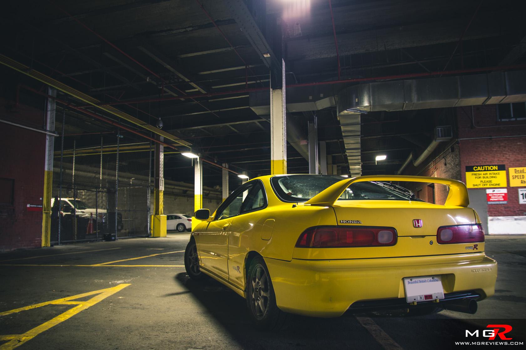 Review: 2000 Honda Integra Type-R (Modified) – M G Reviews