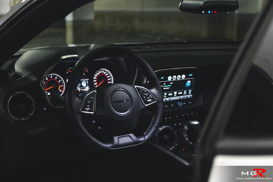 2016 Chevrolet Camaro RS-13