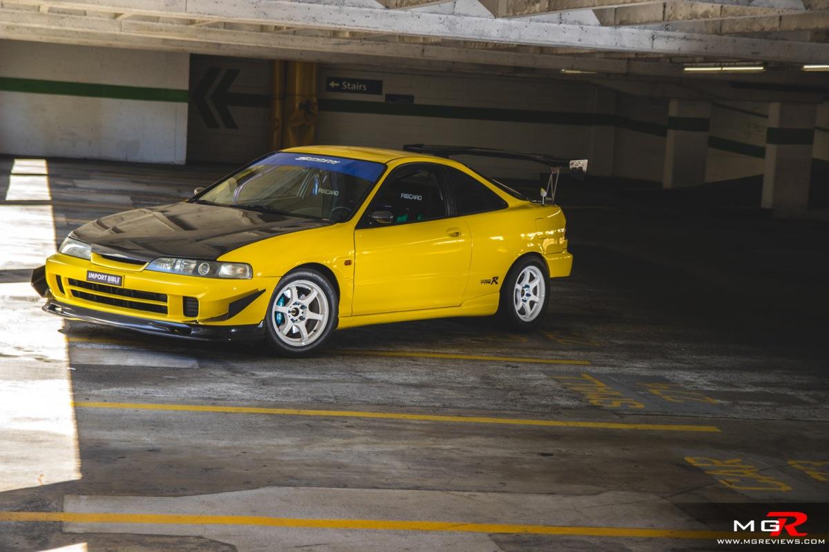 Review: 2000 Honda Integra Type R (Modified) – M.G.Reviews