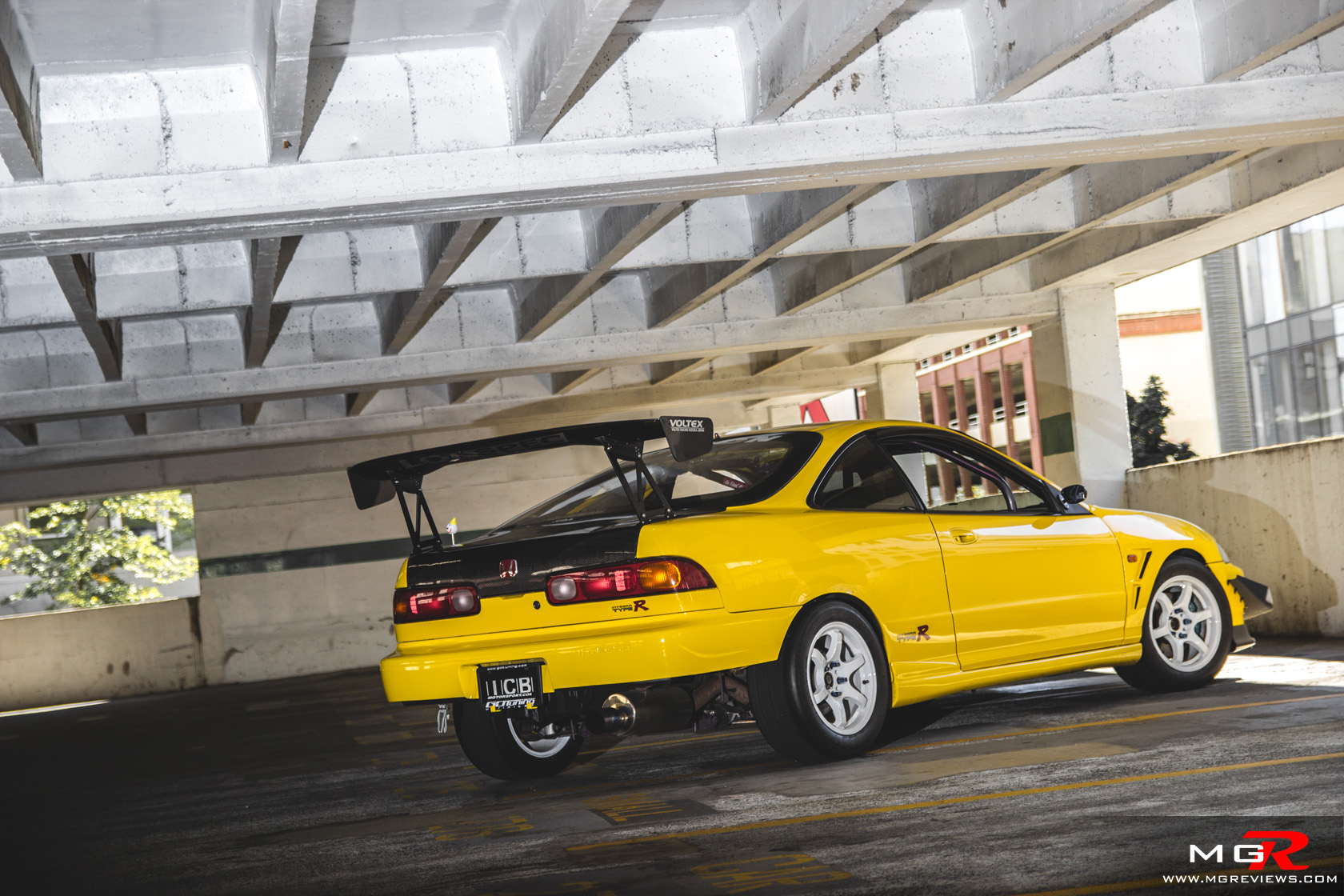 Review 2000 Honda Integra Type R Modified Mgreviews
