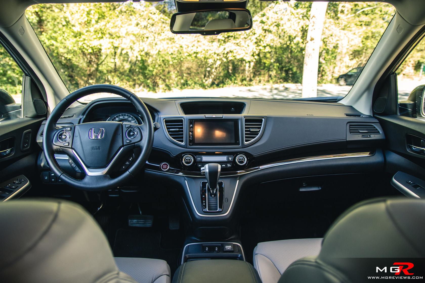 Review: 2016 Honda CR-V – M G Reviews
