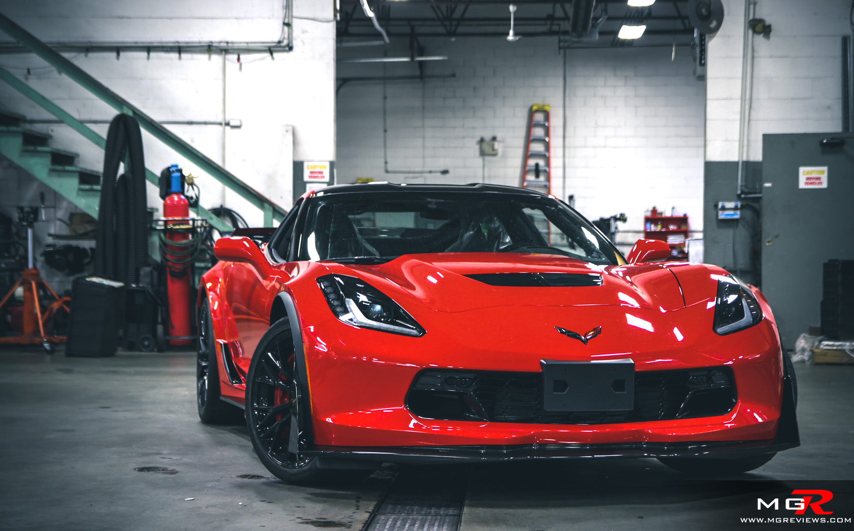 Photos: 2017 Chevrolet Corvette Z06 – M.G.Reviews