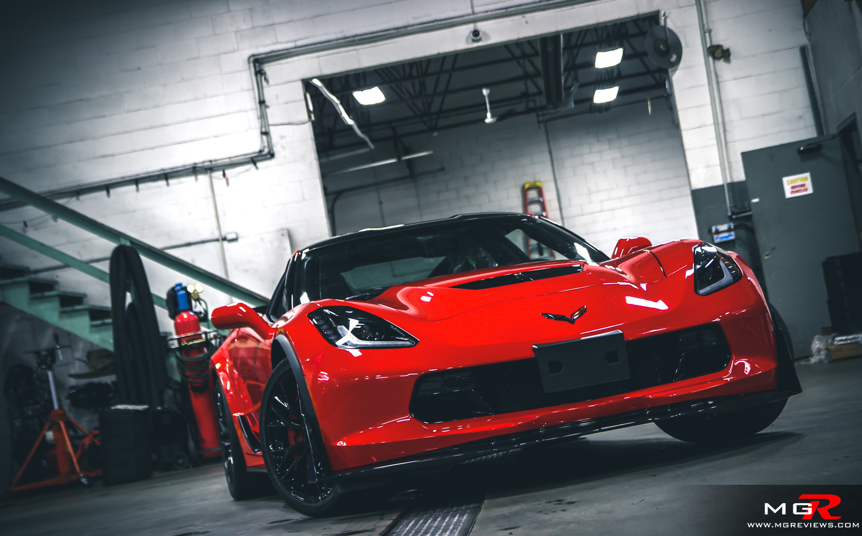 Photos 2017 Chevrolet Corvette Z06 MGReviews
