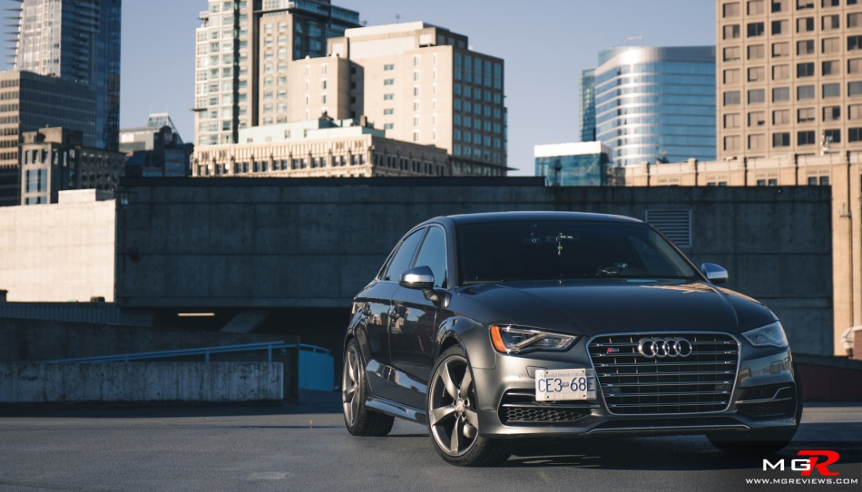 Review Audi S MGReviews - Audi reviews
