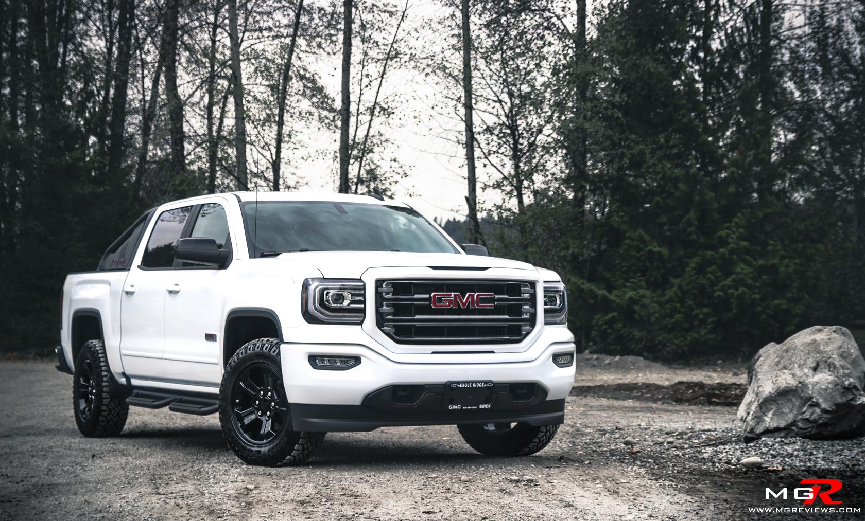 gmc sierra all terrain review 2017 2018 best cars reviews. Black Bedroom Furniture Sets. Home Design Ideas