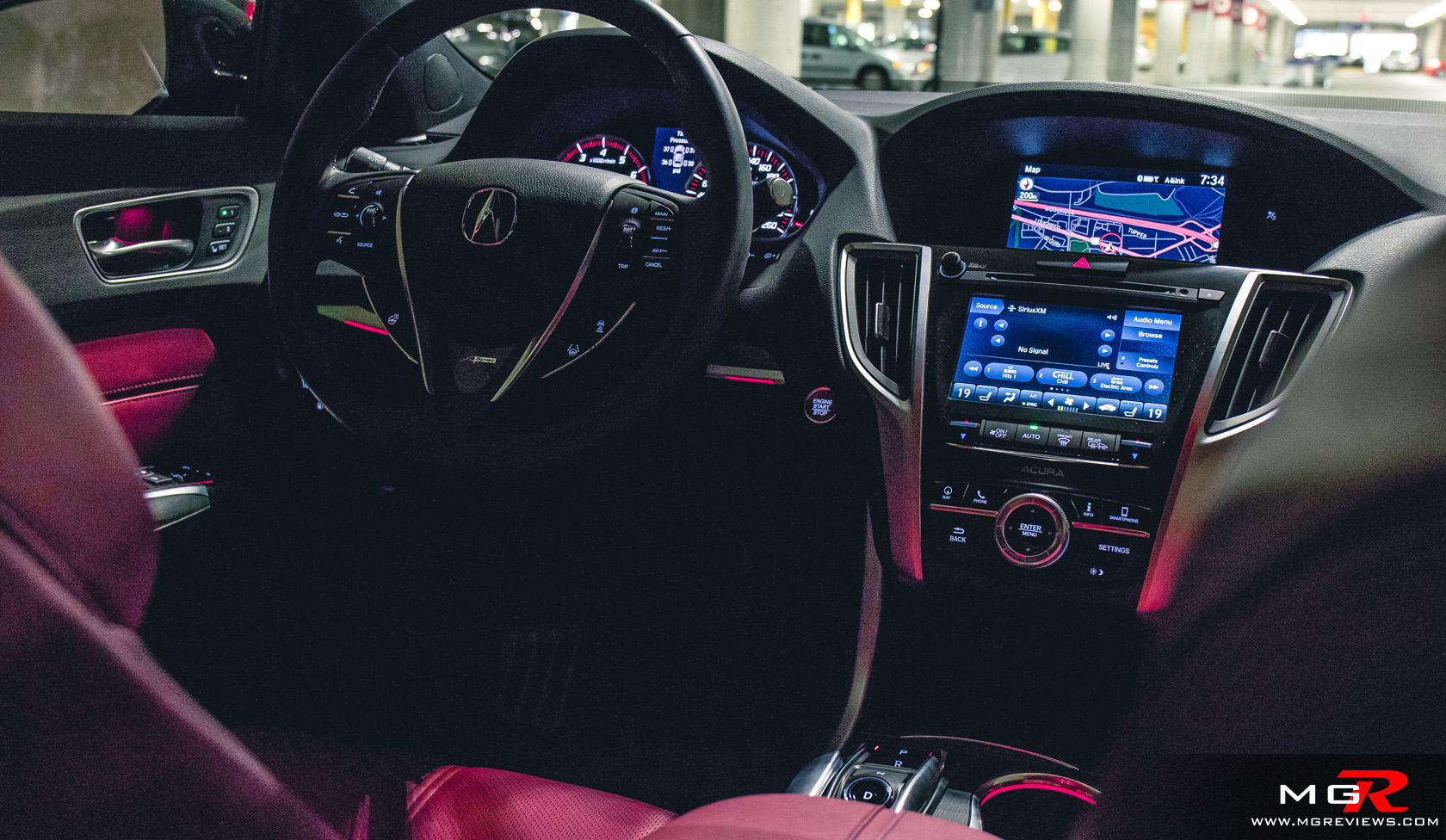 2017 Acura Tlx Interior Lights Www Indiepedia Org