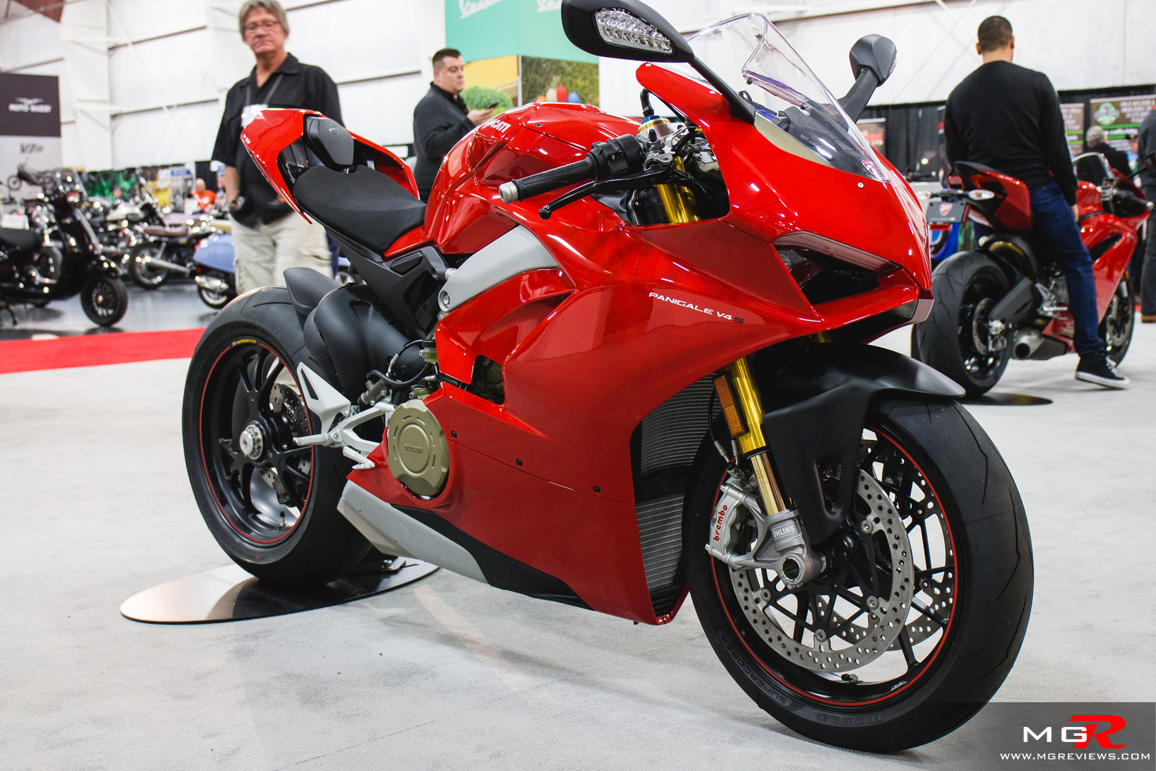 Photos Vancouver Motorcycle Show MGReviews - Car show vancouver 2018