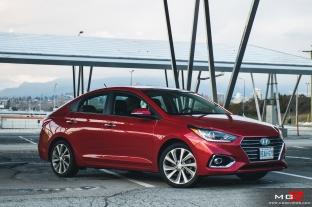 2018 Hyundai Accent GLS-5