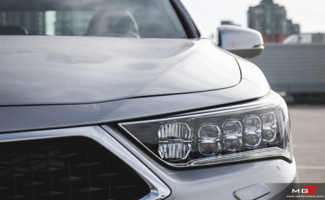 2018 Acura RLX Hybrid-4