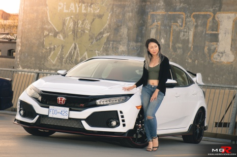 2018 Honda Civic Type-R-1