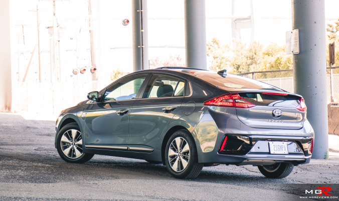 2018 Hyundai Ioniq Electric Plus-2