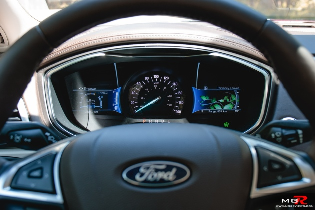 2018 Ford Fusion Energi-8