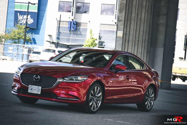 2018 Mazda 6 Turbo Signature-7