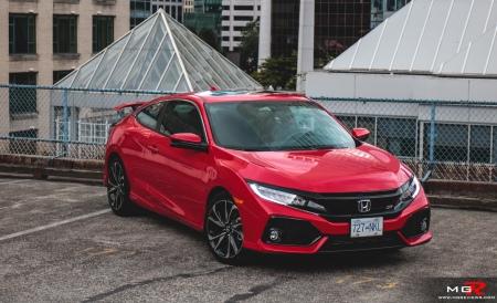 2018 Honda Civic Si Coupe-1