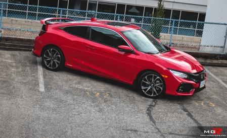 2018 Honda Civic Si Coupe-9