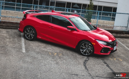 2018 Honda Civic Si Coupe-9