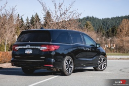 2018 Honda Odyssey-15
