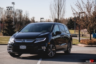2018 Honda Odyssey-18