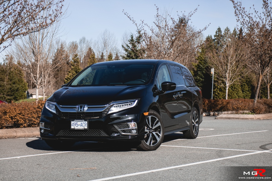2018 Honda Odyssey-2