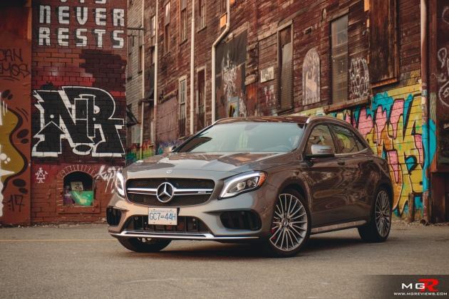 2018 Mercedes-Benz GLA45 AMG-15