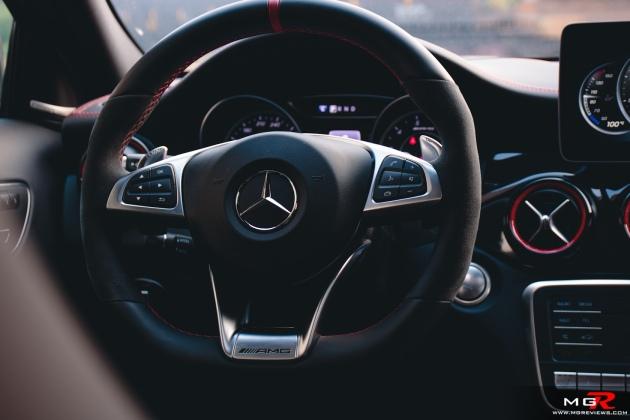 2018 Mercedes-Benz GLA45 AMG-18