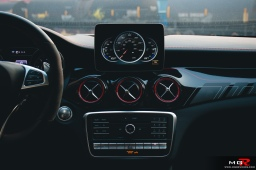 2018 Mercedes-Benz GLA45 AMG-19