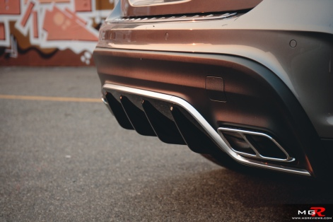 2018 Mercedes-Benz GLA45 AMG-5