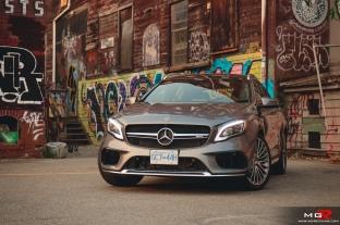 2018 Mercedes-Benz GLA45 AMG-9