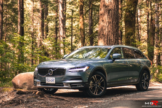 2018 Volvo V90 CC Cross Country-1