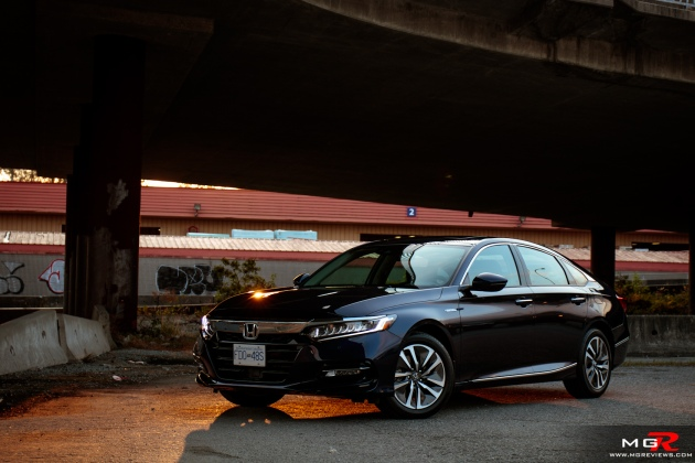 2018 Honda Accord Hybrid-1