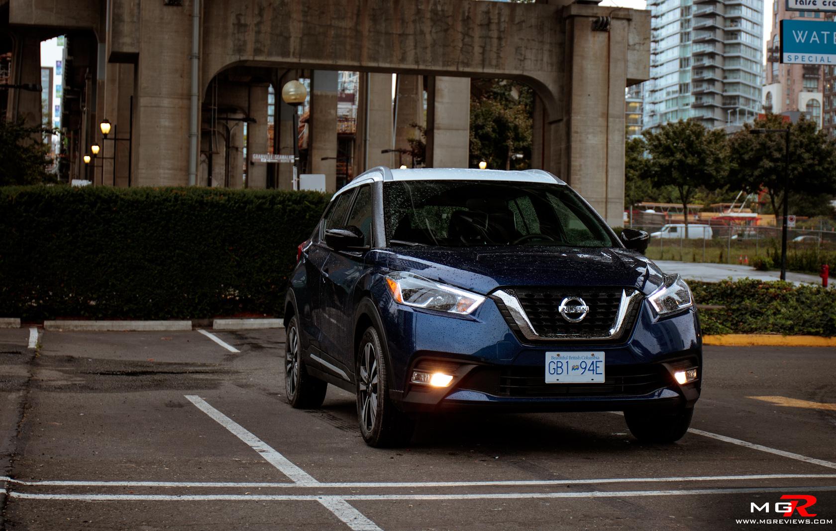Review 2018 Nissan Kicks M G Reviews