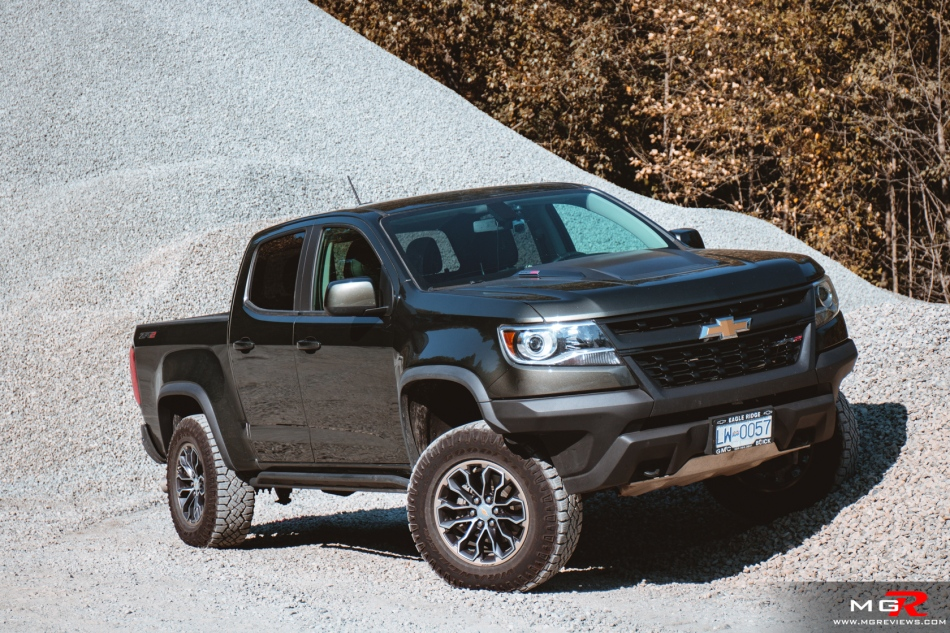 2018 Chevrolet Colroado ZR2
