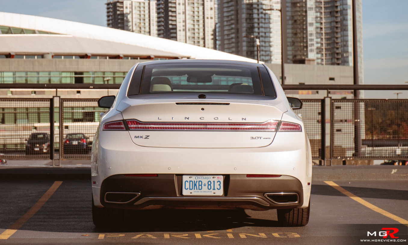 2018 Lincoln MKZ-9