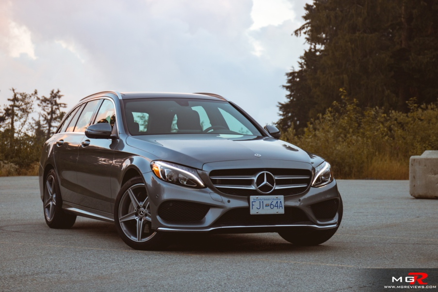 2018 Mercedes-Benz C300 Wagon