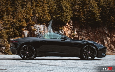 2019 Jaguar F-Type Convertible P300