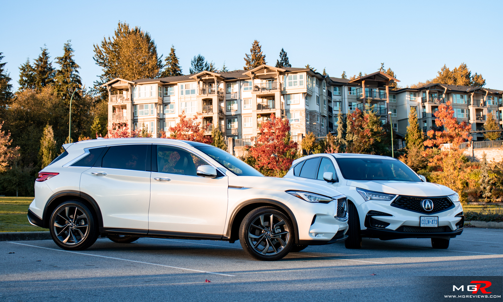 Comparison 2019 Acura Rdx Vs 2019 Infiniti Qx50 M G Reviews