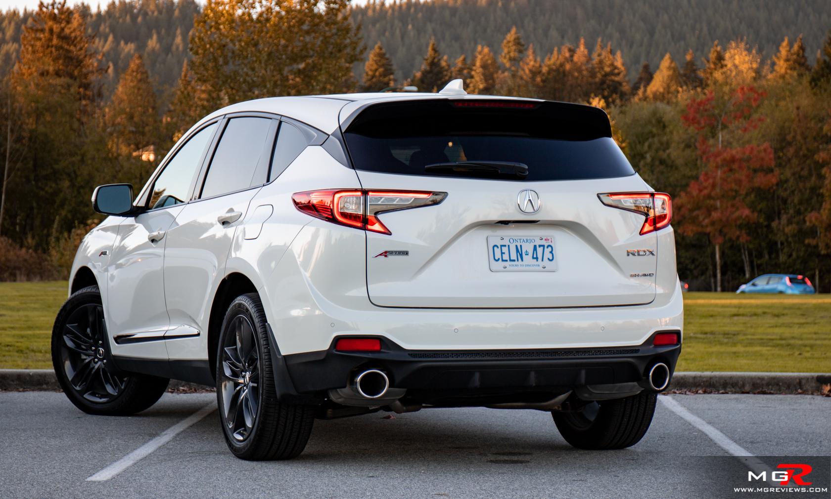 Comparison: 2019 Acura RDX vs 2019 Infiniti QX50 - M.G.Reviews