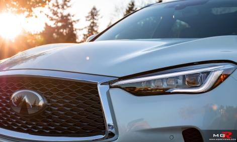 2019 Acura RDX A-Spec vs 2019 Infinti QX50