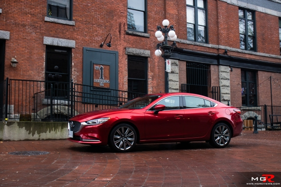 2018 Mazda6 Turbo Signature