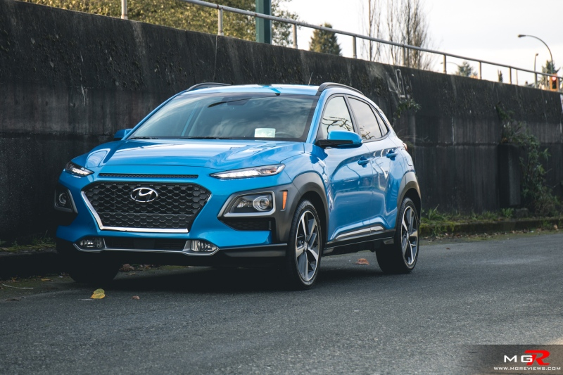 2019 Hyundai Kona 1.6T Ultimate